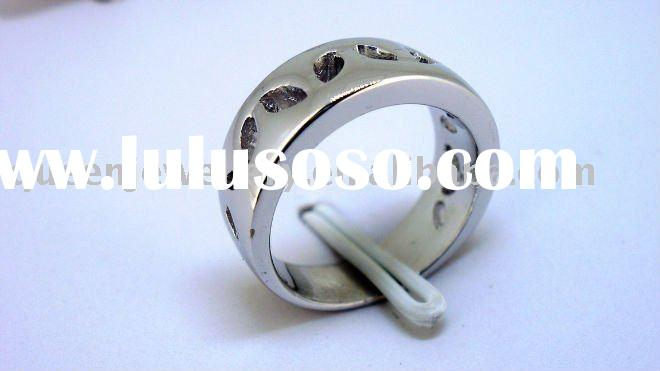 925 sterling silver rings with cz