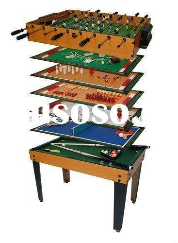 Multi Table Soccer