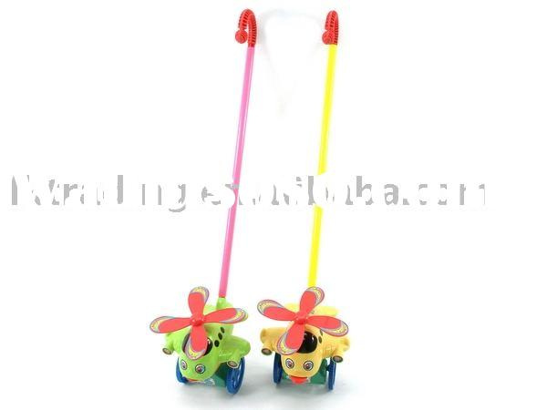 ABC-112736 Pull & push plane,plane game,pull toys,push toys,children toys,promotion toys.