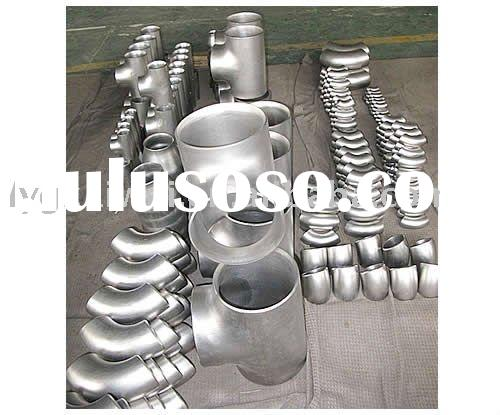 ASTM A403 WP304,304L,316,316L,321,321H,347,347H elbow,tee,reducer,steel pipe fittings
