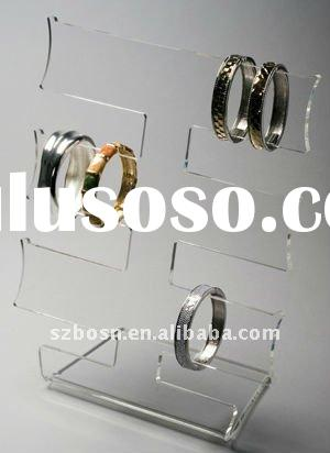 Acrylic Bracelet Display/ Acrylic Jewelry Stand/ Acrylic Bangle Holder