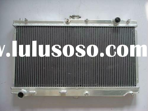 Aluminum Radiator for HOLDEN AT/MT Kingswood HQ HJ HX HZ V8 Auto with oilcooler not suit WB NOT CHEV