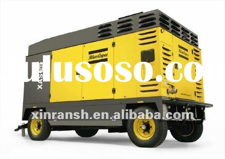Atlas copco air compressor,XAS 746 / XAS 1600 CD6;diesel drive compressor;diesel engine compressor