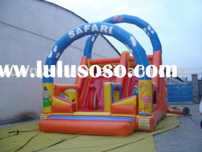 BY 11 giant inflatable water slide/inflatable water games
