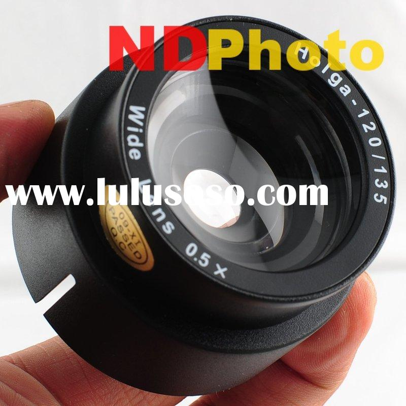 Camera Accessory Holga 0.5x Wide Angle Lens for 120 135 N GN CFN GCFN BC