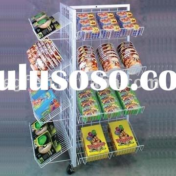 Candy Store Display / Retail Candy Display / Food Display Rack