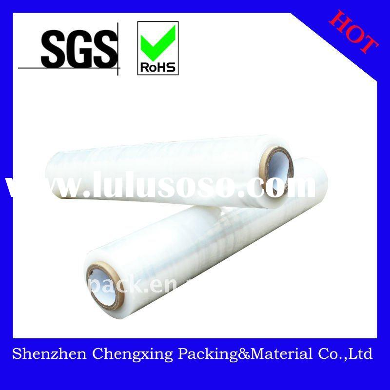 Clear Plastic Roll