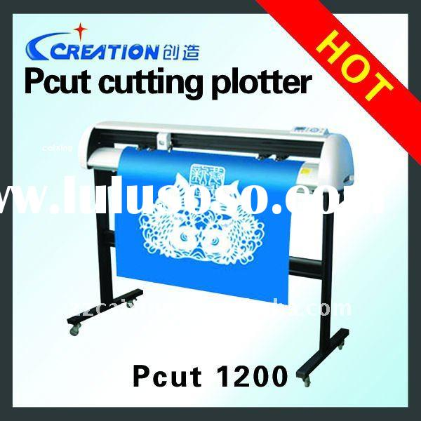 Creation /Pcut1200 Vinyl / sticker cutter plotter machine