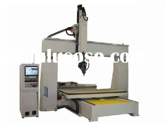 DX-1224 5 axis CNC Router machine with high quality