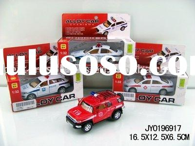 Die-cast police Car,metal car model,alloy car toys