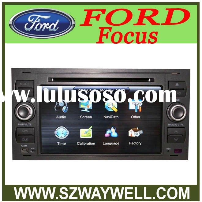 FORD FOCUS 2004-2007 2 Din HD Car Radio with GPS/ Blue tooth/I-POD control/Radio/Amplifier