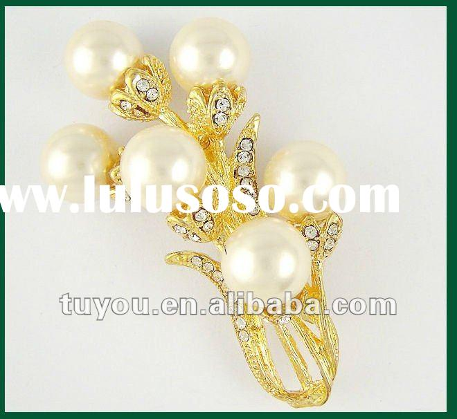 Fashion jewelry, Fashion cheap brooches and pins (TY-P07)