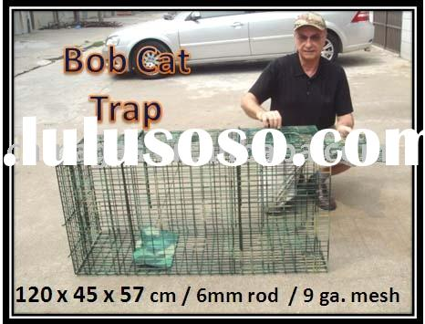 Homemade rabbit trap plan. - Free Online Library
