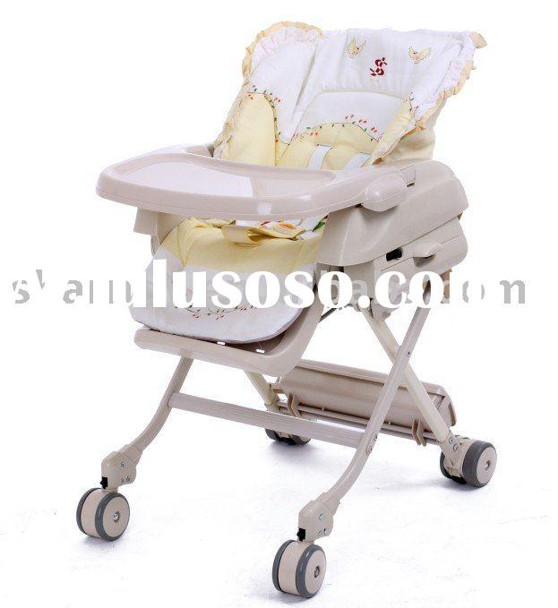 Functional Baby high chair multifunctional high quality factory