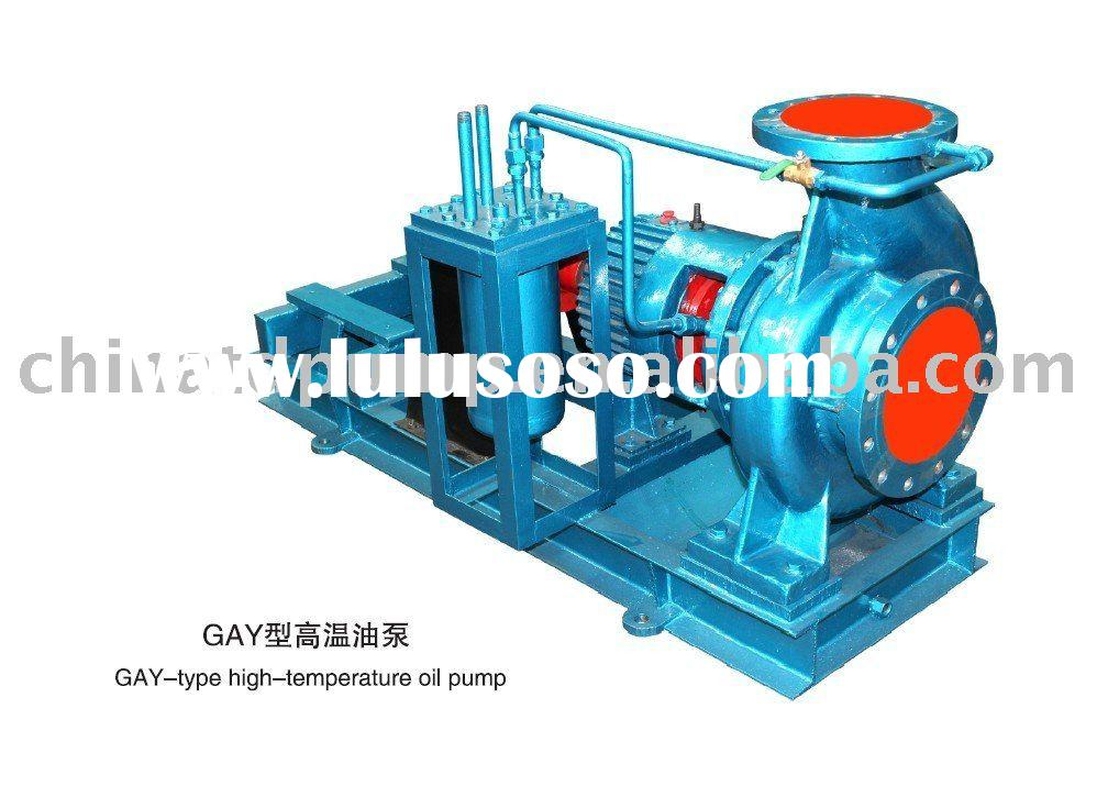 GAY type single-stage centrifugal pump