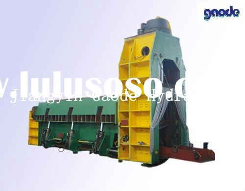 HCBS Type Hydraulic Metal Baler & Shear Machinery