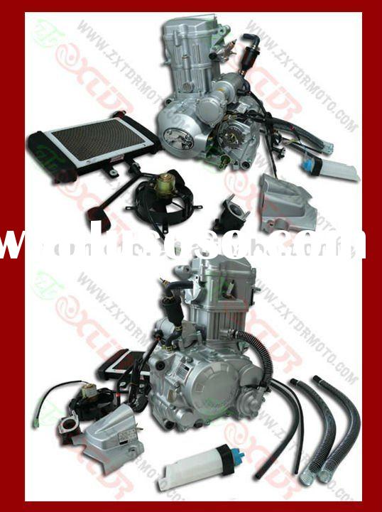 HOT SALE ZongShen 250cc water-cooled Motorcycle/dirt bike engines