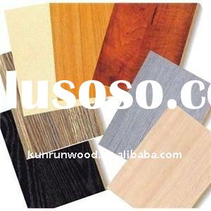 HPL High pressure Laminate plywood for furniture and decoration