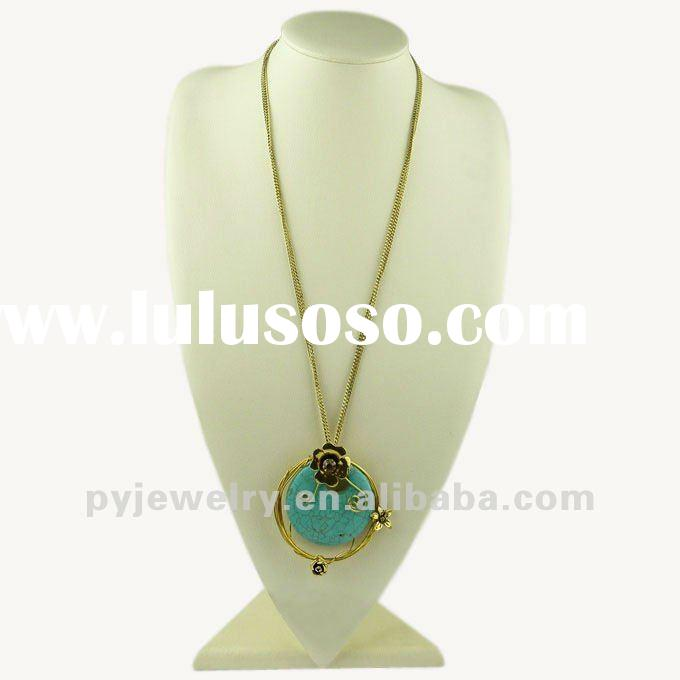 Handmade Fashion 2012 Spring Accessories Necklace,Charm Jewelry