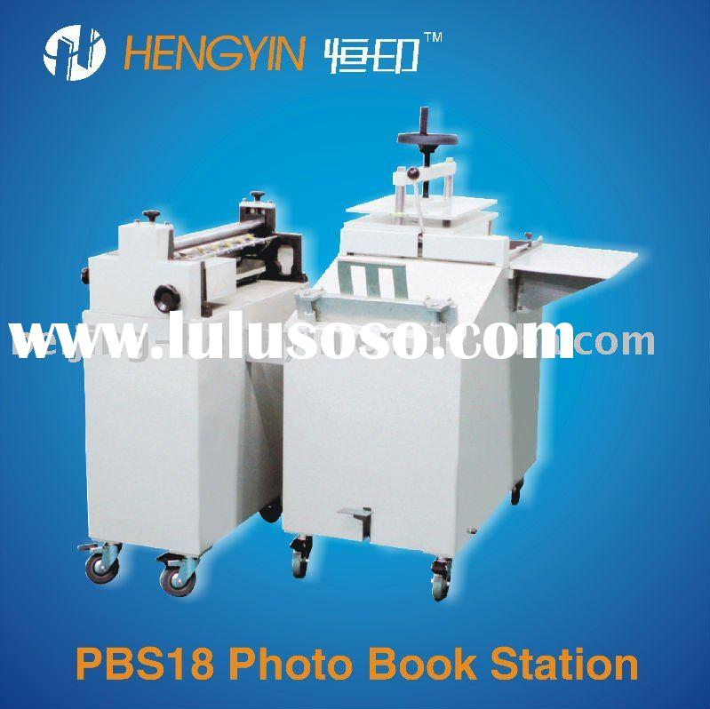 Hengyin-album making machine, album binding machine, photobook maker