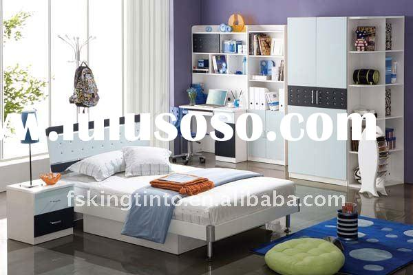 High Quality Teen Bedroom Furniture(831#)