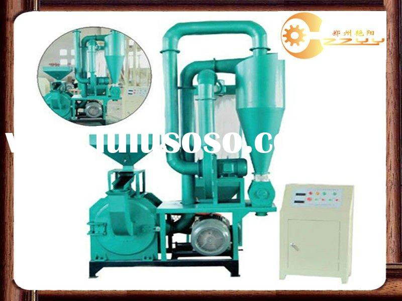High speed Plastic Milling Machine with good quality and price