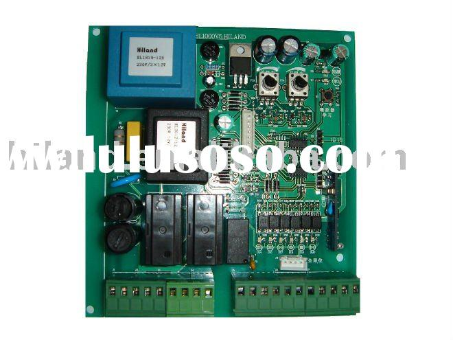 Hiland barrier control board and boom barrier card with 433.92Hmz frequency