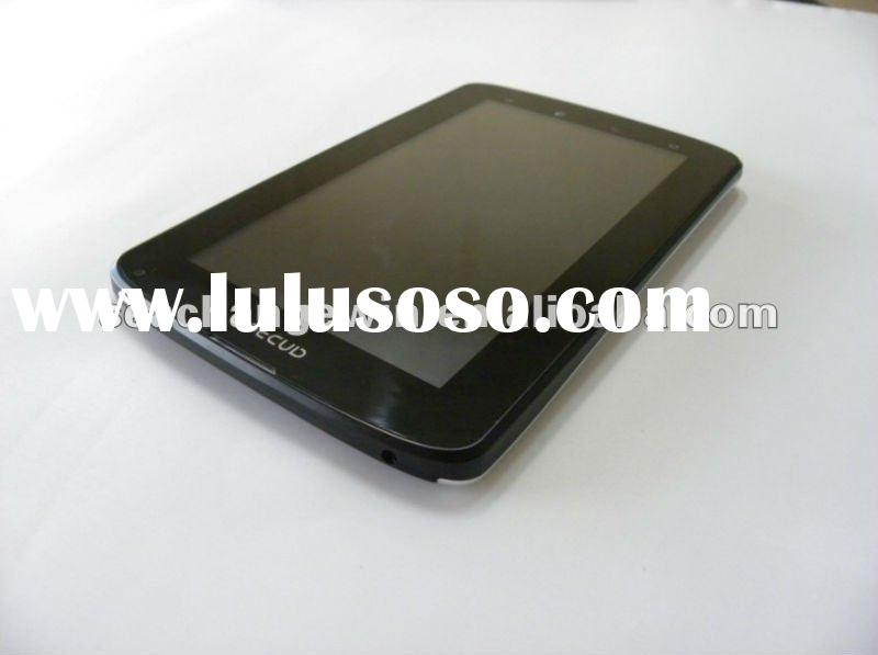 Hot 7 inch capacitive GPS Camera bluetooth wifi dual sim tablet