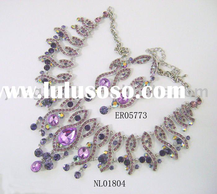 Indian wedding jewelry sets fashion design