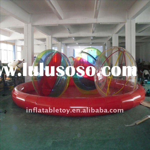 Inflatable Water Walking Ball and Swimming Pool