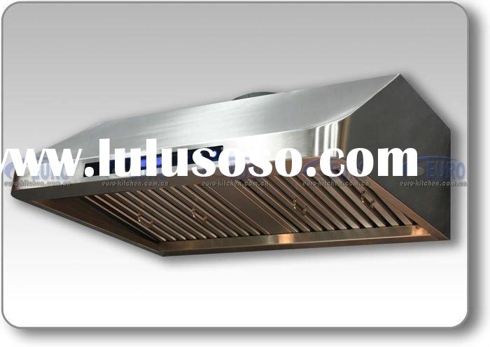 Italian Style Wall Stainless Steel Range Hood [AirPRO AP238-PS13-30]