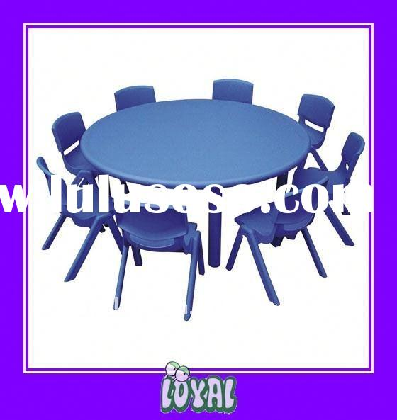 LOYAL kids folding table chair set