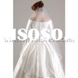 LV260 Giselle Wedding Veil bridal wedding veil elegant veil
