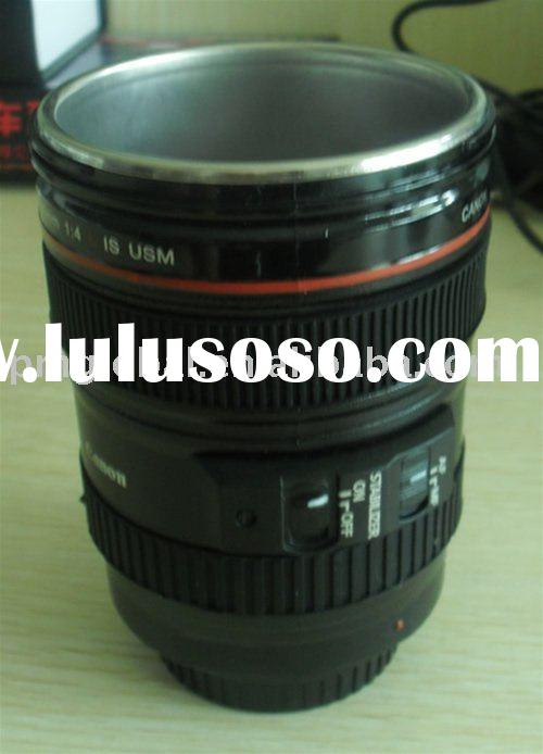 Lens mug (lens cup 24-105 mm Thermos Travel Mug Cup/Coffee Cup C01 (4th Generation))