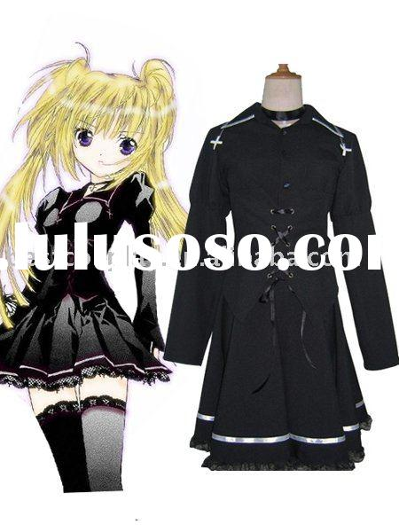 List of Shugo Chara! Utau Hoshina Cosplay Costume