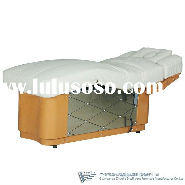 Luxury Electric Beauty Bed of Beauty Salon Furniture