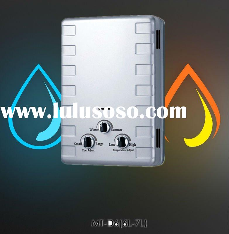 MT-D6 Wall Mount NG Gas Water Heater/LPG Gas Geyser
