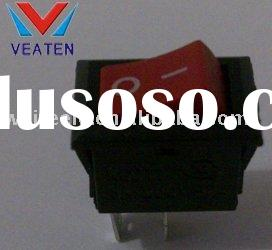Mini rocker switch 3a