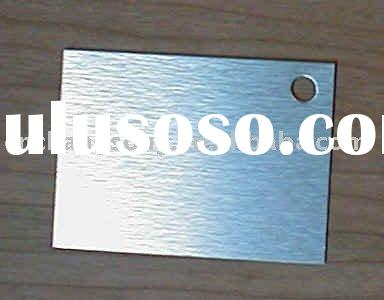 Mirror aluminum sheet