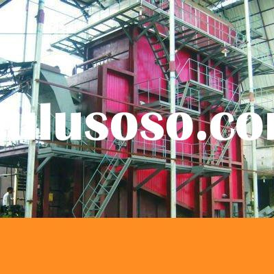 Municipal Solid Waste Incinerator - HS550 for Industrial Waste, Garbage Waste, Living Rubbish