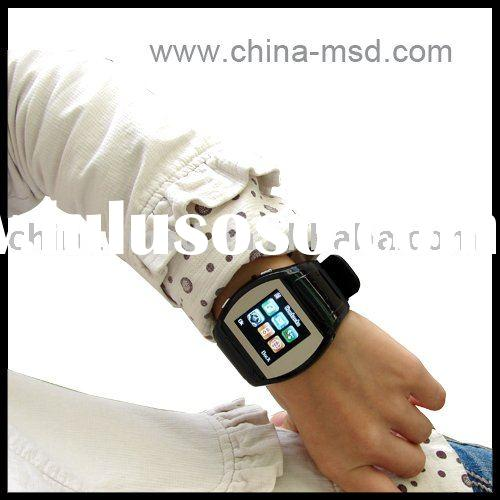 New Touch Screen Cell Phone Watch ,CE&ROSH Certification