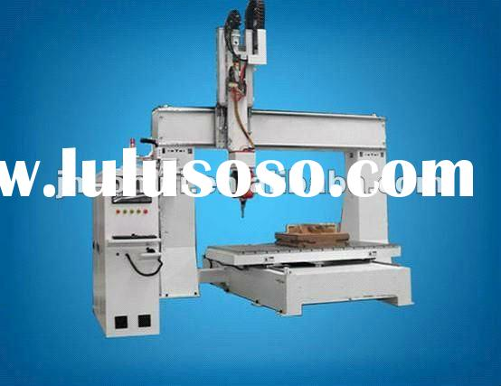 Omni 5 axis cnc router for wood carving 1325