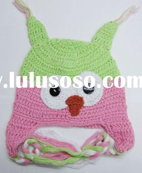 Owl hats lovely baby animal hats beanie caps OWL046