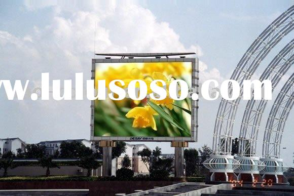 P20 Outdoor Full Color Electronic Led Display Sign