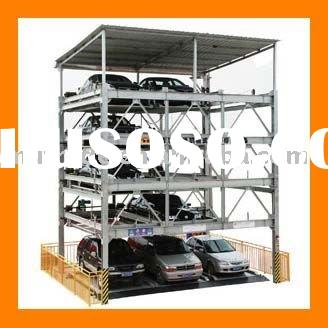 PSH Lift Sliding Rotary Parking Replacement Automated Parking System