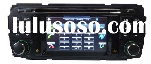 PT Cruiser (2002-2006) DVD Player with GPS Navigation and Bluetooth