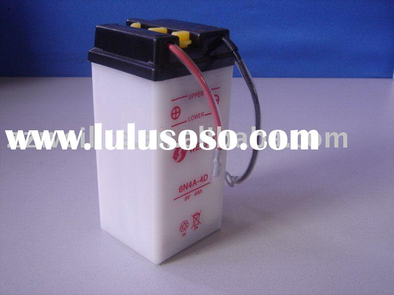 Parts 6N4A-4D lead acid battery for lighting