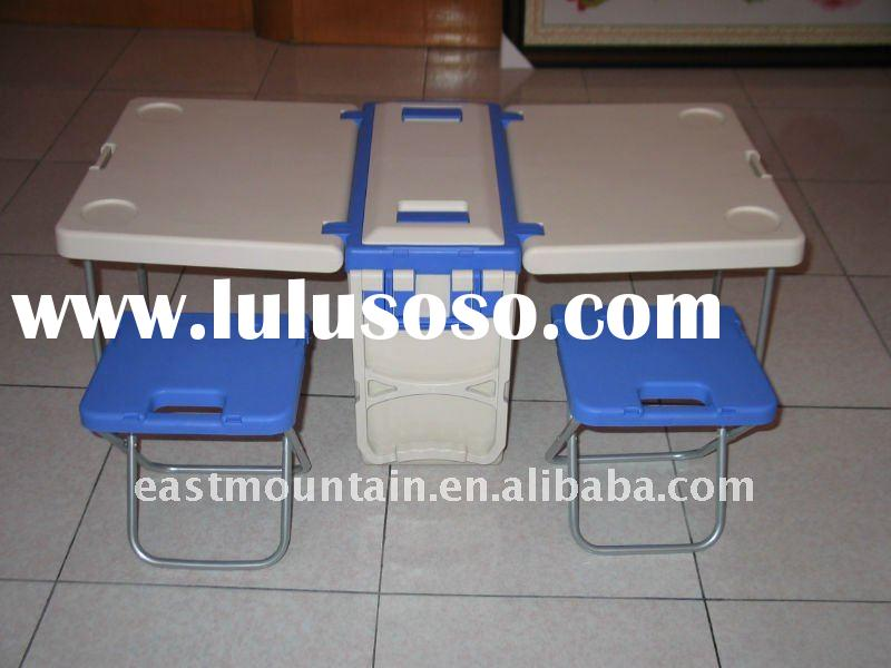 Picnic Cooler Table/ wing cooler/ cooling table / cooler wing
