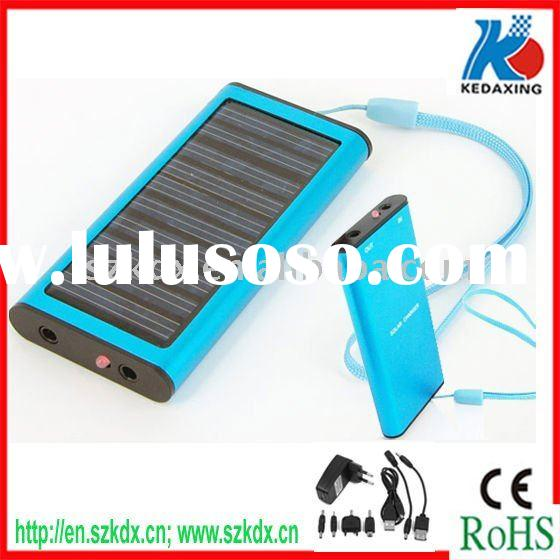 Portable solar battery charger circuit manufacturing