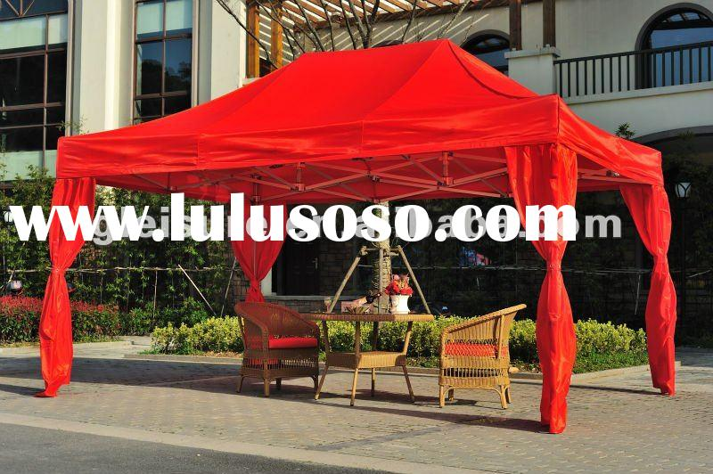 Professionla Aluminum frame Folding Gazebo tent/pop up tent for outdoor use